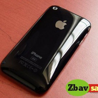 Apple original zadný kryt na iPhone 3G/3GS